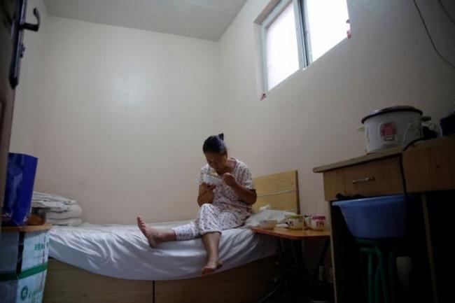 """Bên trong """"khách sạn ung thư"""" ở Trung Quốc - 12"""