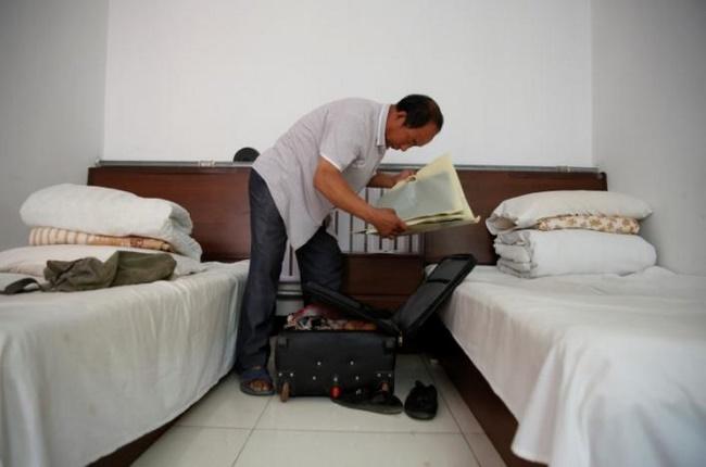 """Bên trong """"khách sạn ung thư"""" ở Trung Quốc - 11"""