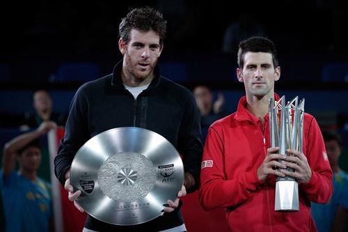 Novak Djokovic tìm số 8 may mắn tại ATP 1000 Thượng Hải Master 2016 - 2