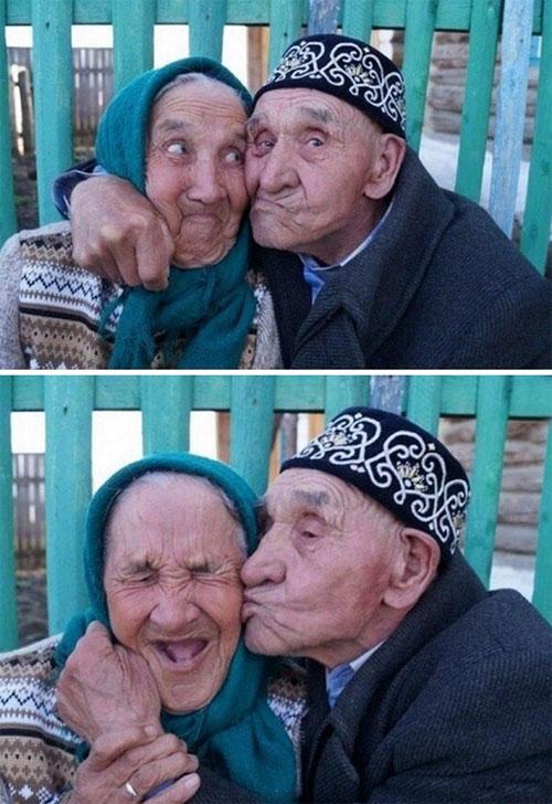 Học người già cách thể hiện tình yêu - 3