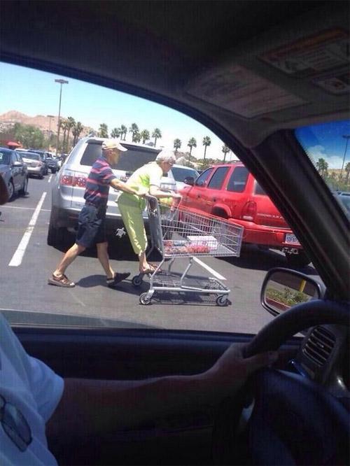 Học người già cách thể hiện tình yêu - 4