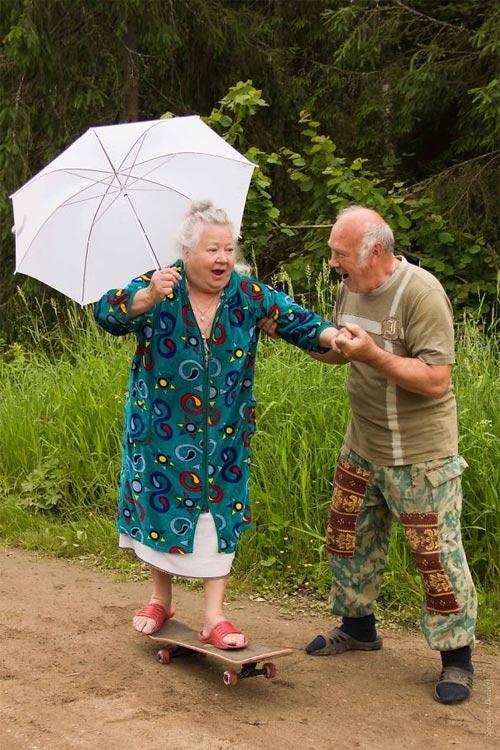 Học người già cách thể hiện tình yêu - 6