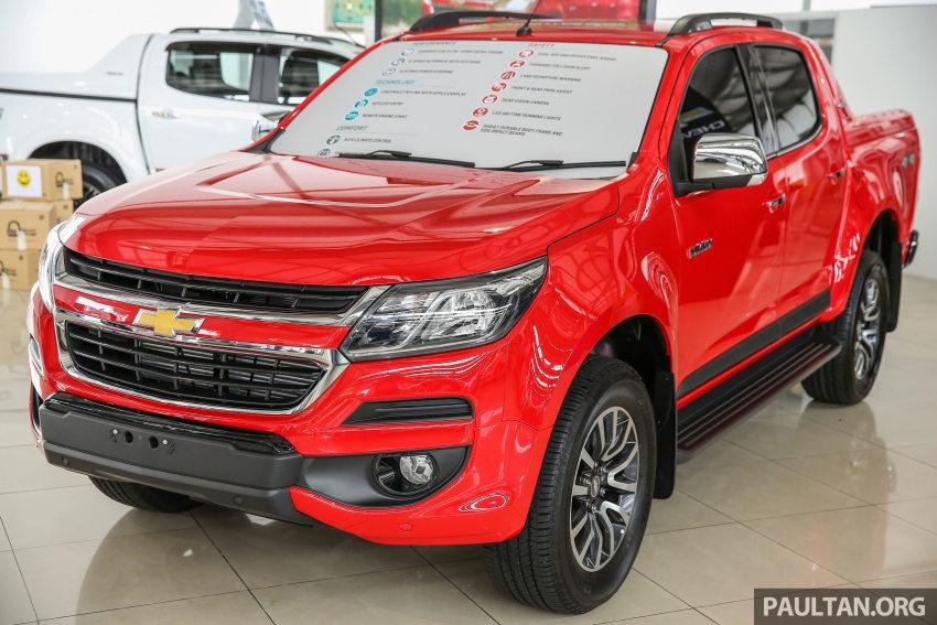 Chevrolet Colorado 2016 bản nâng cấp lộ diện - 2