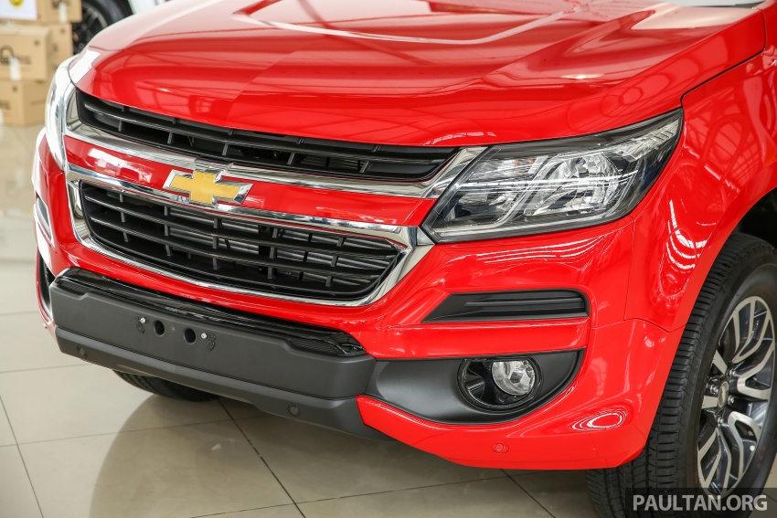 Chevrolet Colorado 2016 bản nâng cấp lộ diện - 4