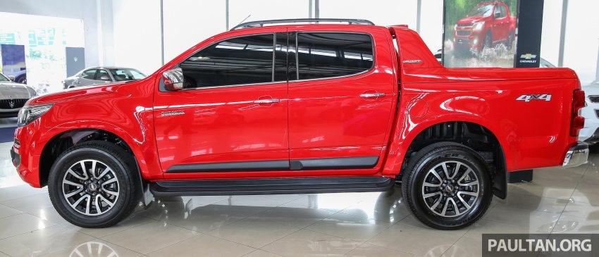 Chevrolet Colorado 2016 bản nâng cấp lộ diện - 6