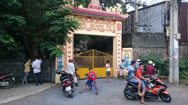 Vụ truy sát trong chùa Bửu Quang diễn ra như thế nào? - 1