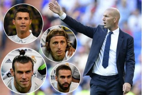 """Tin HOT tối 6/10: Real """"trói chân"""" Ronaldo và 6 sao - 1"""