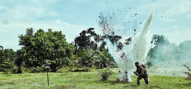 """Bộ phim """"Điệp vụ tam giác vàng"""" được dựa trên chuyên án có thật về 13 người chết trên sông Mê Kông."""
