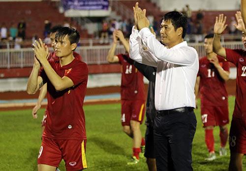 Việt Nam thắng Triều Tiên: Cầu thủ xúc động tri ân khán giả - 3