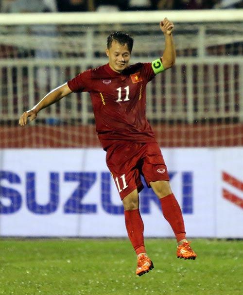 Việt Nam thắng Triều Tiên: Cầu thủ xúc động tri ân khán giả - 9