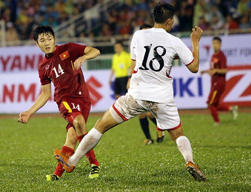 Việt Nam thắng Triều Tiên: Cầu thủ xúc động tri ân khán giả - 12