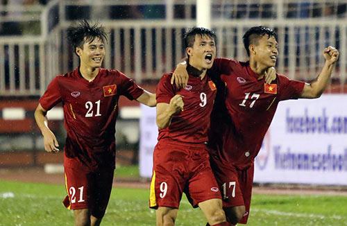 Việt Nam thắng Triều Tiên: Cầu thủ xúc động tri ân khán giả - 13