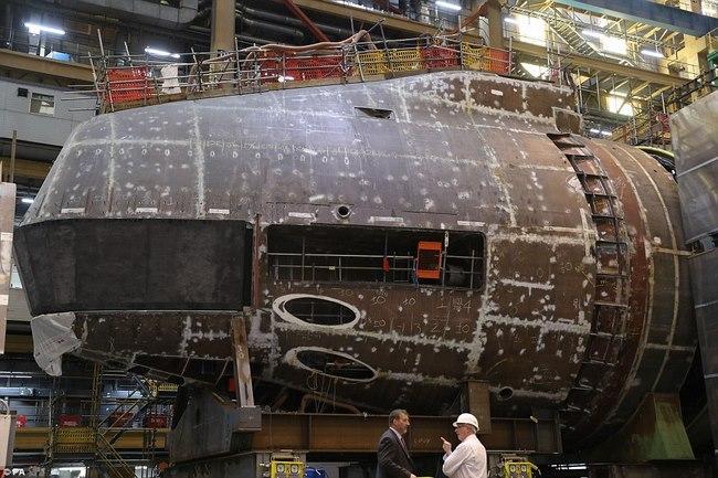 Anh xây dựng hạm đội tàu ngầm chống hạt nhân đầu tiên - 1