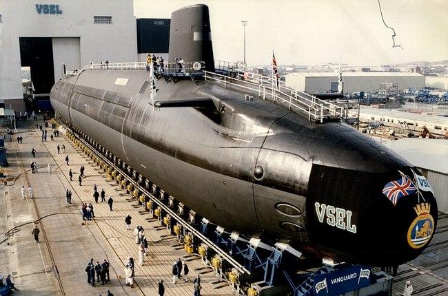 Anh xây dựng hạm đội tàu ngầm chống hạt nhân đầu tiên - 4