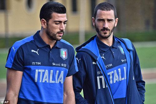 """Đòi mua Bonucci, Chelsea bị Juventus """"dội nước lạnh"""" - 1"""