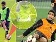 Bóng đá - Barca: Suarez săn bàn tuyệt đỉnh nhờ tập luyện siêu dị