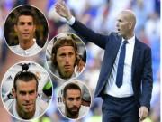 """Bóng đá - Tin HOT tối 6/10: Real """"trói chân"""" Ronaldo và 6 sao"""