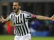 """Bóng đá - Đòi mua Bonucci, Chelsea bị Juventus """"dội nước lạnh"""""""