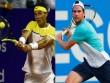 "Chi tiết Nadal - Mannarino: Loạt tie-break ""cân não"" (KT)"