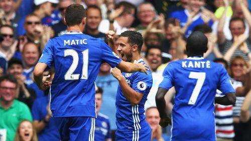 """10 """"máy cày"""" khỏe nhất NHA: Chelsea có tới 2 - 1"""