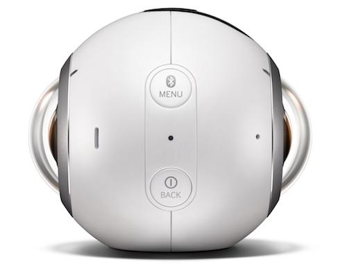 Samsung Gear 360: Phụ kiện chụp ảnh 360 độ cho smartphone - 2