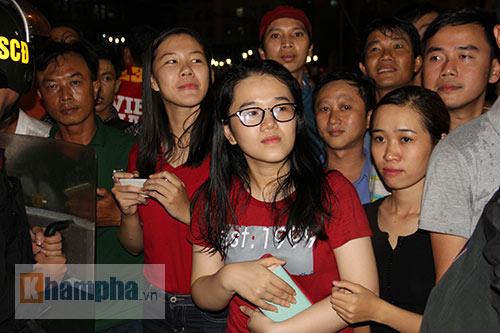 ĐTVN: Fan nữ ngất ngây với Tuấn Anh, Xuân Trường - 6