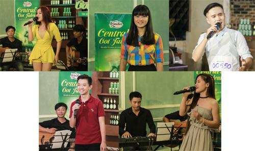 """5 """"Tài năng âm nhạc miền Trung"""" tranh tài đêm chung kết - 3"""