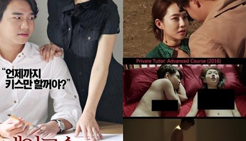 """Những """"cô giáo"""" chuyên đóng cảnh sốc trên phim Hàn - 5"""