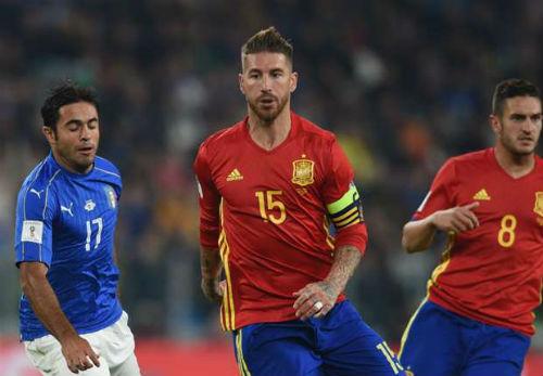 Bị chỉ trích vì mắc sai lầm, Ramos đáp trả dư luận - 1