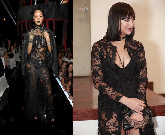 """Những """"phiên bản Rihanna"""" trong showbiz Việt - 10"""
