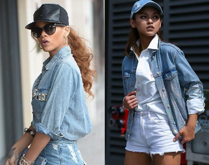 """Những """"phiên bản Rihanna"""" trong showbiz Việt - 11"""