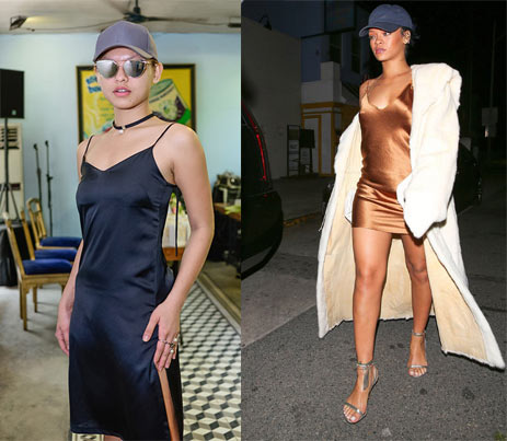 """Những """"phiên bản Rihanna"""" trong showbiz Việt - 14"""