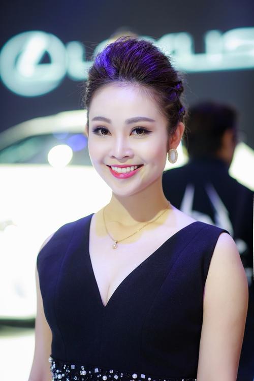MC Thùy Linh đẹp đôi bên Danh Tùng - 2