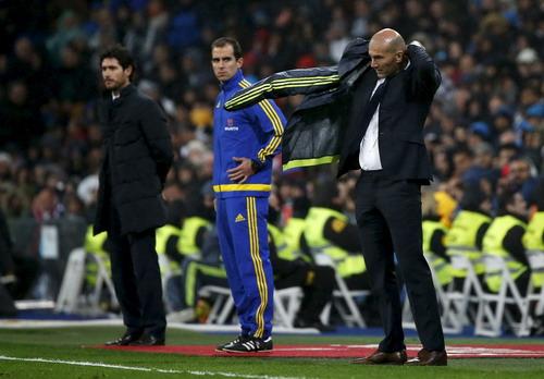 Zidane đối diện khả năng bị Real Madrid sa thải - 5
