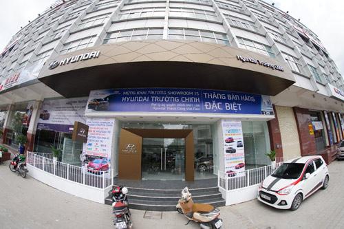 Khai trương Showroom 1S Hyundai Trường Chinh - 1