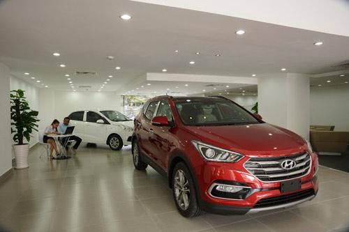 Khai trương Showroom 1S Hyundai Trường Chinh - 2