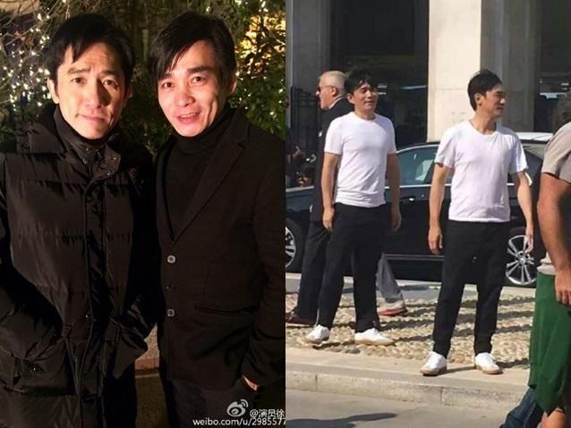 Nỗi khổ máu rơi, tủi nhục của diễn viên đóng thế Trung Quốc - 1