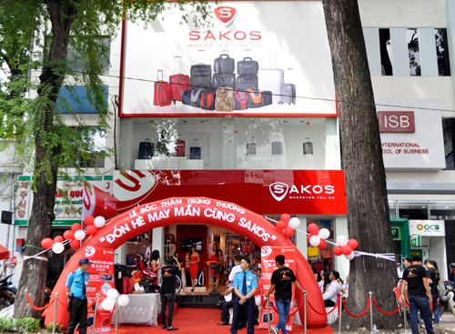Thị trường túi xách hành lý sôi động tại Việt Nam - 1