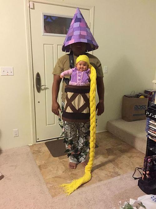 Mách ông bố sắm đồ cho con đi chơi Halloween - 1
