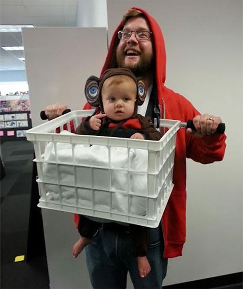Mách ông bố sắm đồ cho con đi chơi Halloween - 14
