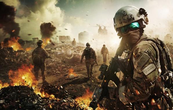 Tướng Mỹ tiên đoán chiến tranh khủng khiếp chưa từng có - 1