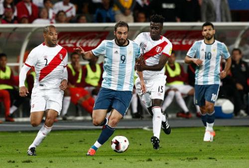 Peru - Argentina: Mãn nhãn màn rượt đuổi - 1