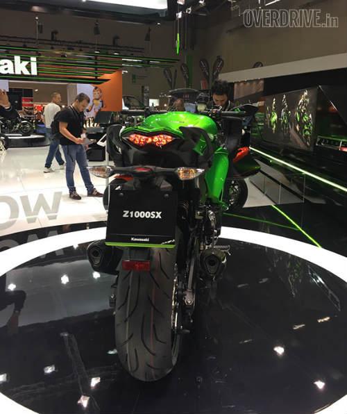 """Ngắm """"hàng khủng"""" 2017 Kawasaki Z1000SX tại Intermot 2016 - 5"""