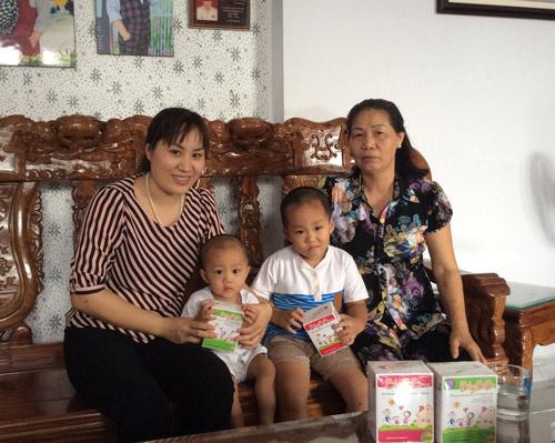 Mẹ Sài Gòn: Hạnh phúc vì con hết ho, sổ mũi không kháng sinh - 2