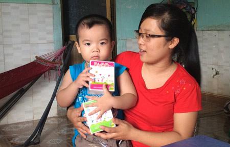 Mẹ Sài Gòn: Hạnh phúc vì con hết ho, sổ mũi không kháng sinh - 3