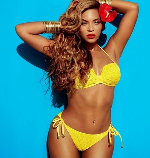 Ngắm dáng vóc săn chắc, vòng 3 sexy 99cm của Beyonce - 1