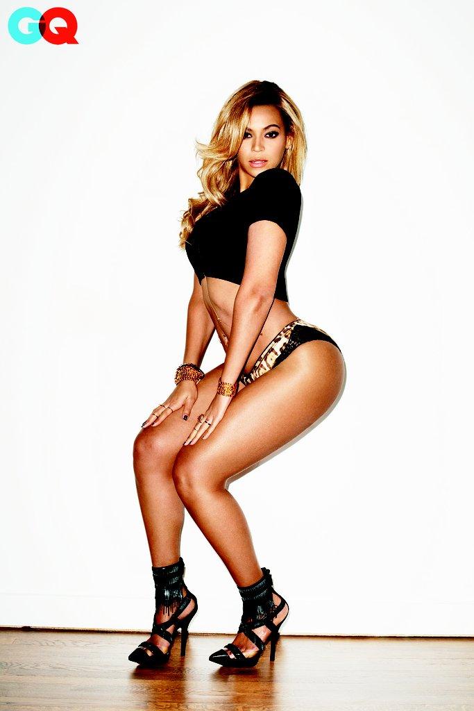 Ngắm dáng vóc săn chắc, vòng 3 sexy 99cm của Beyonce - 14