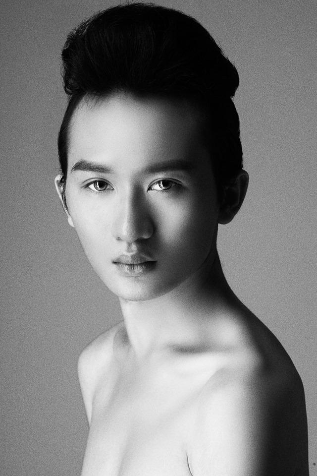 Người mẫu unisex: Làn gió lạ của thời trang Việt - 13