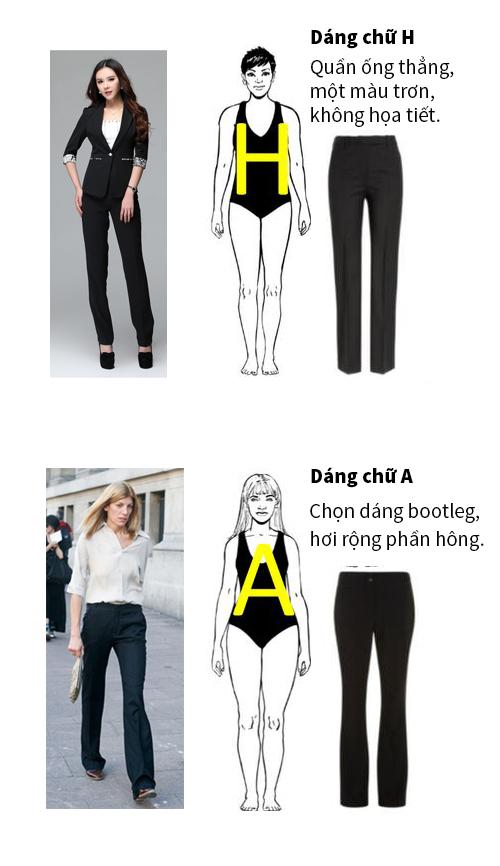 Truy lùng kiểu quần dài tôn đường cong của nàng - 2
