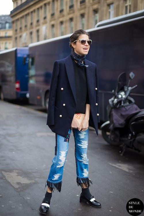 Nằm lòng 7 cách mặc blazer để không bị chê quê mùa - 7